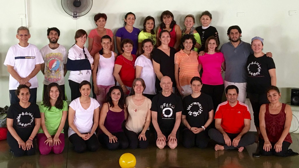 Yoga and Zen Workshop in Merida